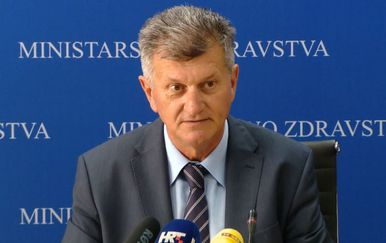 Ministar zdravstva Kujundžić (Foto: Dnevnik.hr)