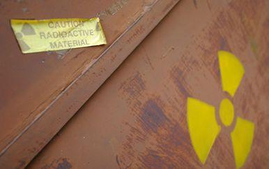 Radioaktivna tvar, ilustracija (Foto: AFP)