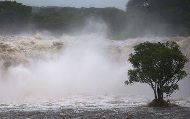 Uragan na Havajima (Foto: AFP)
