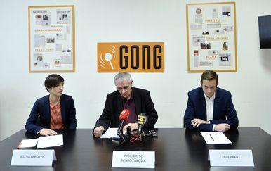 GONG ( Foto: Marko Lukunic/PIXSELL)