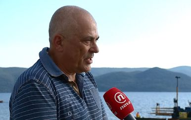 Đuro Mihelić voditelj tima inžinjera za Pelješki most (Foto: Dnevnik.hr)