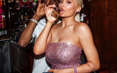 Kylie Jenner i Travis Scott (Foto: Instagram)