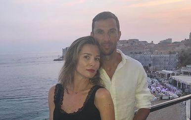 Mirela Forić Srna i Darijo Srna (Foto: Instagram)