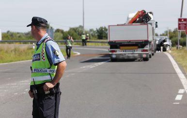 Prometna nesreća (Foto: Tomislav Miletic/PIXSELL) - 1