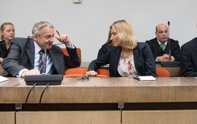 Zdravko Mustač i Josip Perković (Foto: Peter Kneffel/DPA/PIXSELL)