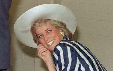 Princeza Diana (Foto: AFP)