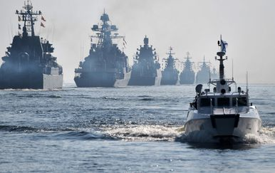 Ruska mornarica (Foto: AFP)