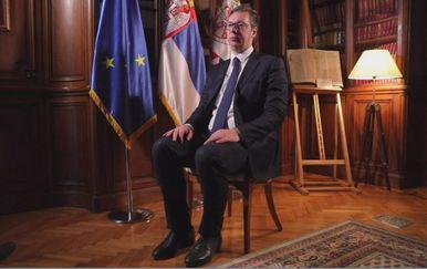 Aleksandar Vučić (Foto: Dnevnik.hr)