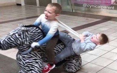 Odgajanje sinova (Foto: thechive.com)
