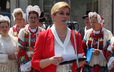 Kolinda Grabar-Kitarović (Foto: Edina Zuko/PIXSELL)