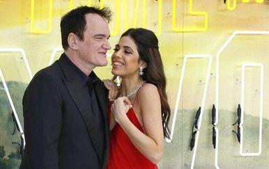Quentin Tarantino i Daniella Pick (Foto: Profimedia)