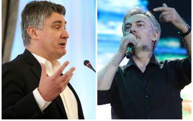 Zoran Milanović i Miroslav Škoro (Foto: Miranda Cikotic/Luka Stanzl/PIXSELL)