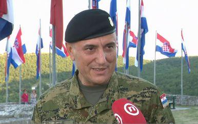General-bojnik Boris Šerić (Foto: Dnevnik.hr)