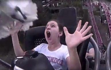 Ptica na vlaku smrti (Foto: Screenshot/YouTube)