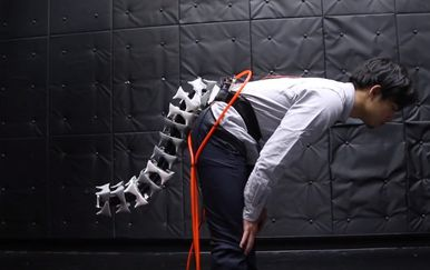 Robotski rep