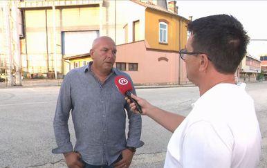 Predrag Knežević i Marko Balen (Foto: Dnevnik.hr)
