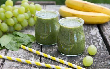 Iskoristite sezonu grožđa i za izradu ukusnih smoothieja