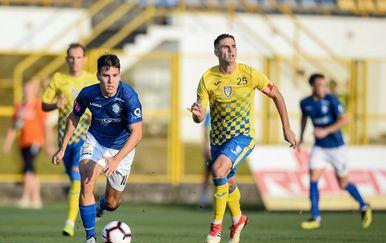 Inter Zaprešić - Varaždin (Foto: Slavko Midžor/PIXSELL)