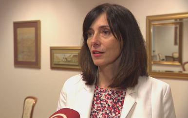 Ministrica znanosti i obrazovanja Blaženka Divjak (Foto: Dnevnik.hr)