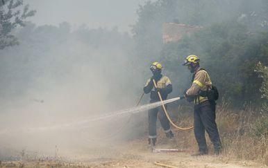 Požar bjesni na Gran Canariji (Foto: AFP)