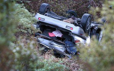 Prometna nesreća, ilustracija (Foto: Getty images)