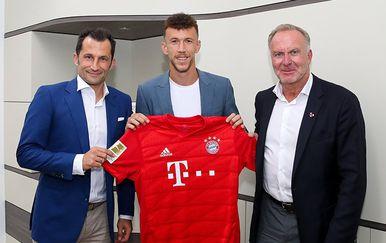 Ivan Perišić u Bayernu