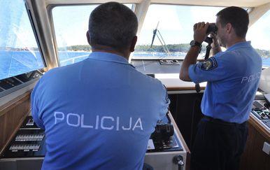 Pomorski policajci, ilustracija (Foto: Dusko Marusic/PIXSELL)
