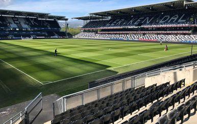 Lerkendal, stadion Rosenborga (Foto: Facebook)