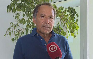 Bruno Mancuso o nesreći kod Hvara (Foto: Dnevnik.hr)