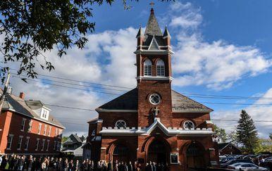 Crkva u New Yorku (Foto: AFP)