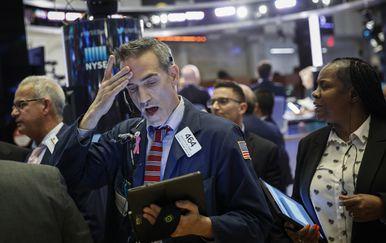 Dow Jones (Foto: AFP)