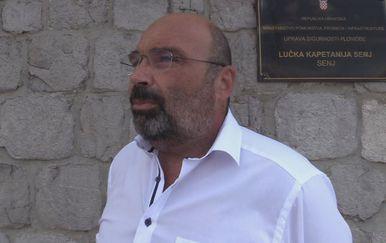Siniša Orlić, pomoćnik ministra mora (Foto: Dnevnik.hr)