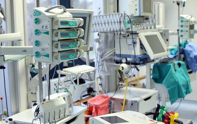 Intenzivna njega u bolnici, ilustracija (Foto: Sanjin Strukic/PIXSELL)