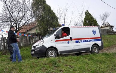 Hitna pomoć (Arhiva: AFP)