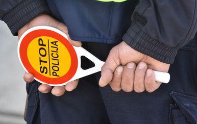 Stop policija (Ilustracija: Hrvoje Jelavic/PIXSELL)