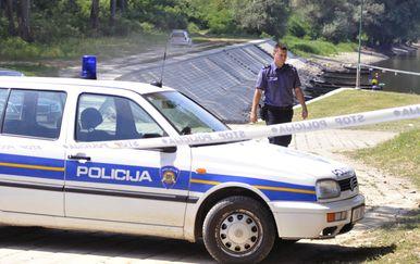 Policija na Dunavu, ilustracija (Foto: Goran Ferbezar/PIXSELL)
