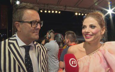 Tarik i Lejla Filipović (Foto: Dnevnik.hr)