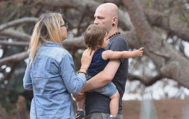 Damir Urban s obitelji (Foto: Dnevnik.hr)