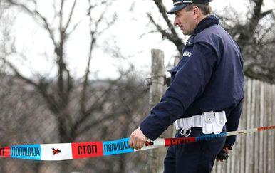 Policija u Srbiji, ilustracija (Foto: Davor Javorovic/PIXSELL)