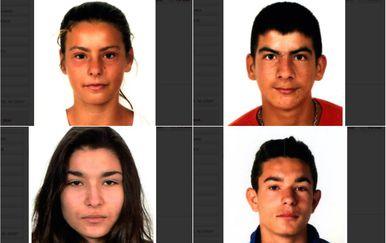 Nestali maloljetnici (Screenshot: nestali.hr)1