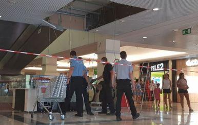 Nesreća u Tower Centru (Foto: Novi list) - 3