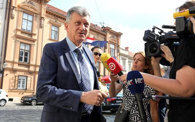Milan Kujundžić (Foto: Patrik Macek/PIXSELL)