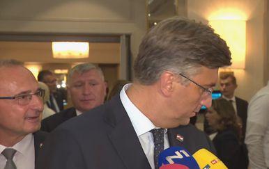 Andrej Plenković o Junckeru (Foto: Dnevnik.hr)