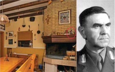 Tko je na fotografiji u Kuščevićevoj kući? (Foto: Booking.com/Wikipedia)