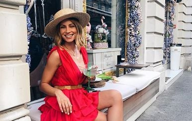 Martina Stjepanović (Foto: Instagram)