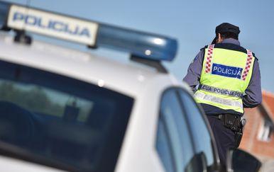 Prometna policija, ilustracija (Foto: Pixsell, Hrvoje Jelavic)