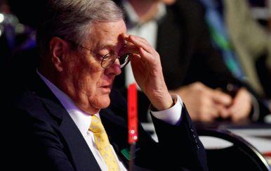 David H. Koch (Foto: AFP)