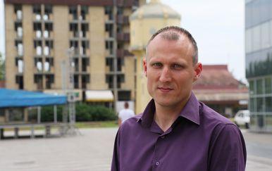 Srđan Milaković (Foto: Marko Mrkonjic/PIXSELL)