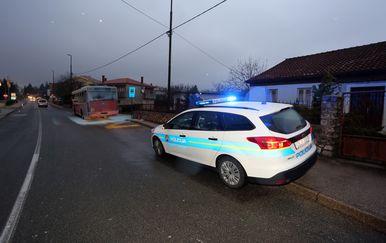 Policija (Foto/Arhiva: Goran Kovacic/PIXSELL )