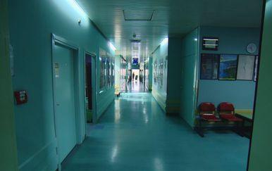 Bolnički hodnici (Foto: Dnevnik.hr)